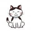 【画像】猫めっちゃ丸くなっててワロタw
