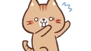 【画像】あなた本当に猫ですか…?人間にしか見えないニャンコの正座姿がこちら