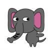 【動画】ゾウさん、水着ギャルのお尻をペチペチwww