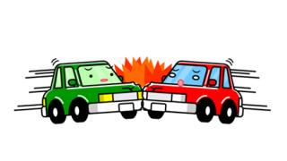 【車載映像】こんな事故 どうやって回避できるんだよ・・・