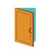 【ホラー】このドアがめっちゃ怖い