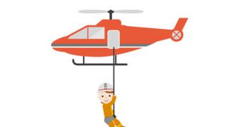 【動画あり】ヘリコプターで救助された女性、肉体的、精神的苦痛を受けたとして、市を提訴