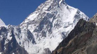 【衝撃】K2から滑落する登山家の映像がヤバい…