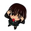 制服JK「私のケツ筋みてよ!w」→動画