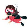 【900万回再生】人食いザメと泳ぐ命知らずの美人ダイバーが話題に →GIfと動画