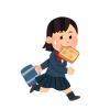 【画像】この女子高生が遅刻した理由www