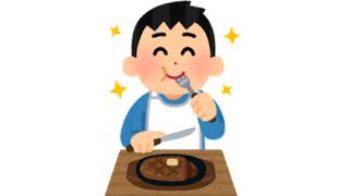 【画像】Twitter「サイゼリヤはいきなりステーキと同じ値段でこれだけ食えます」