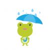 傘を倒して持つのは絶対に止めるべきと分かる画像が話題に・・・