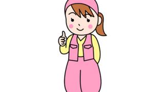 【画像】身長171㎝の塗装屋女子(17)www