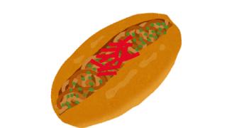 【悲報】某コンビニの焼きそばパン、短すぎる →画像