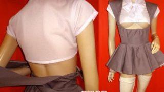 【画像】巨体女さんが下乳を見せる服を着た結果 →