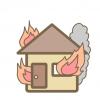 【注意喚起】Twitter「鏡が反射して家が全焼した・・・」 → 画像