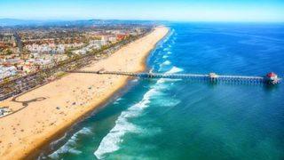 【グロ注意】米カリフォルニア州のビーチに大量の「ユムシ」が打ち上げられる
