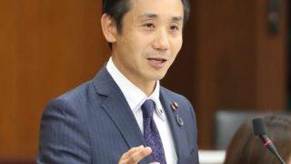 立憲・初鹿議員の強制わいせつ書類送検 福山幹事長がコメント