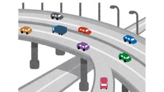【動画像】世界一複雑な『高速道路のインターチェンジ』が凄いwwwww
