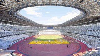 【画像】新国立競技場の木製屋根が最初のコンセプトと違いすぎると話題に。もうダメだこの国