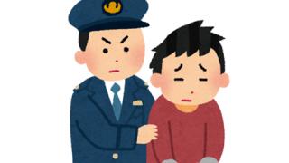 【画像】顔が四角すぎるイケメンが逮捕されるwww