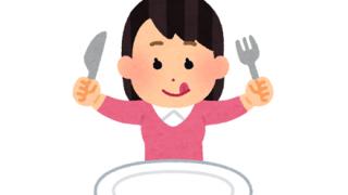 【衝撃】キレイな韓国人女性の『食事の仕方』が話題に →GIFと動画