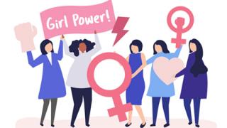 【画像】フェミニズムに反旗を翻す女性達が美人ばかりな件