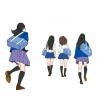 【投稿画像】JK集団のえちえちフラワー
