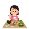 【画像】奈良時代の食事 不味そうすぎwwww