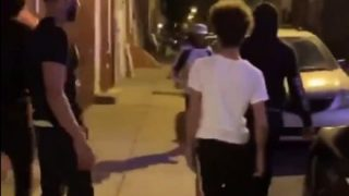 ◆ヘイト悲報◆アジア人、通りすがりのアメリカ人にぶん殴られる →動画
