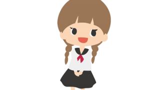 【画像】👅舌ペロしてる女子高生さん