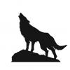 ◆画像◆ニホンオオカミさん 絶滅して当然だった・・・
