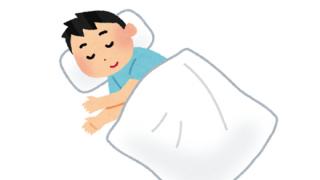 ◆夢精不可避◆寝てる間に濃厚ベロチュウされる男性の動画