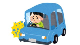 【動画】運転中の男さん『Hな広告』に見とれすぎて無事死亡wwwwwwwwwwww