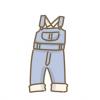 【ファッション】男子の間で流行の兆し『オーバーオール』お前らもこれ着るの(´・ω・`)
