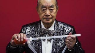 ◆新型コロナ◆ドクター中松氏が開発『超新型マスク』に注文殺到、生産追いつかず