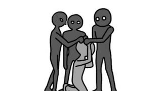 ◆胸糞注意◆ま~んさん達の制裁が怖い… 中国女子のいじめ動画ほか