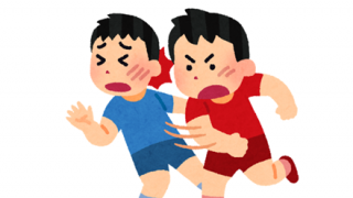 ◆爽快◆いじめっ子さん、顔面に蹴りを入れられるwwww