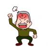 ◆動画◆おっさん、ブチ切れて牛丼をぶん投げてしまう
