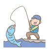 【悲報】人間様、魚ごときに力負けする →動画