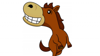 【画像】JCに騎乗された馬、とんでもない表情になる