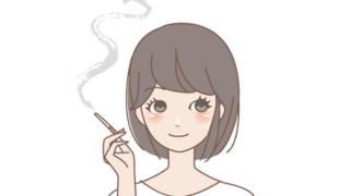 『喫煙者』と『非喫煙者』の『双子姉妹の顔』を比べた結果 →画像