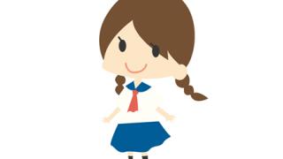 ◆ミニスカJKさん◆ここまでスカートめくられても気づかない →