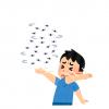 ◆大スケール悲報◆ロシアの『蚊柱』が巨大すぎて竜巻みたいになる →動画像