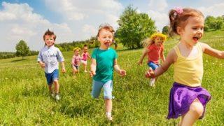 ◆無尽蔵のスタミナ◆子供が遊び続けられる理由が判明