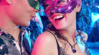◆覆面合コン◆惹かれ合うカップルが覆面を取ったら →
