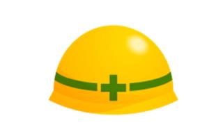 【階級格差】作業員のヘルメットと管理職のヘルメットをぶつけてみた結果