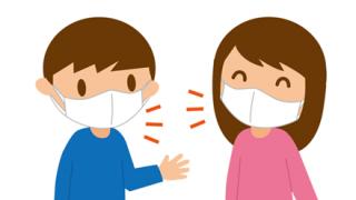 「マスクしても意味ない!」← こいつを一発で黙らせられる画像がこちら →