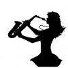 ◆おっぱいピアノ◆に続いて『ナマ足サックス』が現れる →