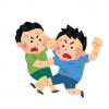 ◆陰キャの喧嘩◆に『陽キャが乱入』2人まとめて瞬殺する様子 →動画