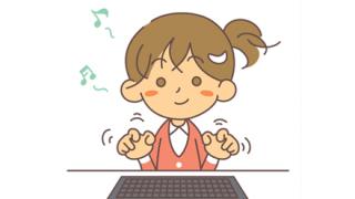 ◆動画◆おっぱい配信者(Lカップ)、突然発狂しキーボードを破壊