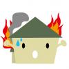 【すげぇ!!】高温になると消火剤を出し『自己消化』する建材が開発される →動画
