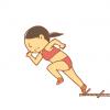 【人気競技】女子高陸上の『表彰式』が200万再生 →