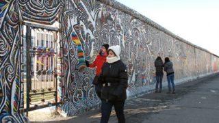 俺が30年間思ってきた『ベルリンの壁』のイメージが完全に間違ってたんだが…
